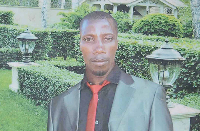 obert awungeezi who was murdered by his employee hoto by addy ukenya