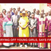 Stop marrying off young girls, says First Lady