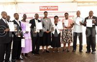 Meet Uganda's 2016 outstanding teachers