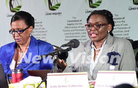 Financial woes hit land commission