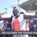 Did you miss the Tokosa food festival?