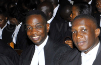 Singer Kyagulanyi among 141 newly enrolled advocates