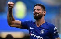 Giroud, Caballero extend Chelsea deals to 2021