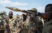 UN to take up S.Sudan arms embargo