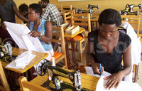 200 teenage mothers graduate in tailoring