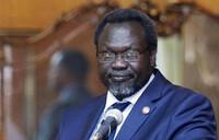 South Sudan rebel chief orders ceasefire