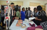 Midwifery training institutions get equipment worth sh555m