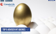 The top 5 adviser IHT queries: Canada Life International