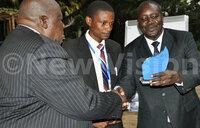 National Water, Entebbe Municipality scoop procurement award