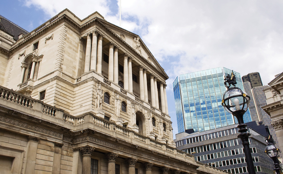 Bank of England issues warning