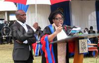Justice Ssebutinde vows to end strikes in Mutesa I Royal University