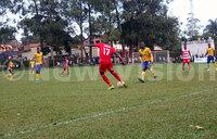 Uganda Cup: Express beat URA to storm semis
