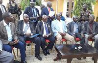 Koboko residents eulogize fallen RDC Kawooya