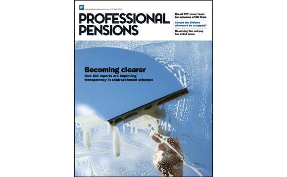 Latest issue - 25 April 2019