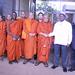VP Ssekandi meets Buddhist scholar