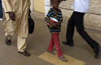 Senegalese authorities sweep child beggars off streets