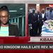 Around Uganda; Bunyoro Kingdom hails late Rev Nsamba