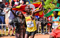 In pictures: How golden boy Kiplimo lifted Uganda