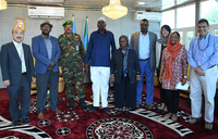 Senior UN official for Africa concludes visit to Somalia