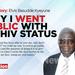🔊 PODCAST: My HIV story Elvis Basudde Part 2