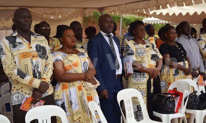 crosssection of the hristians that attended usa ukasa ay celebrations during the service