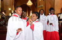 In Pictures: Christians in Uganda celebrate Easter