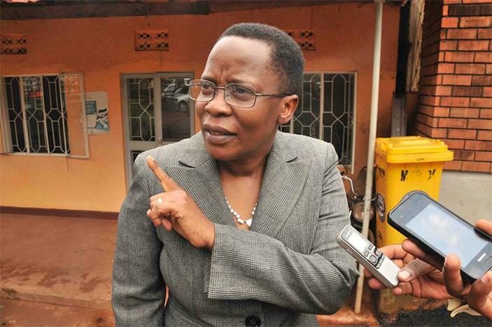 MP Nambooze