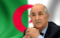 Algerian president isolates after aides show virus symptoms