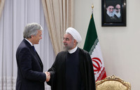 Iran leaders won't attend receptions serving alcohol
