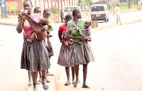 15,000 children in Uganda live on the streets