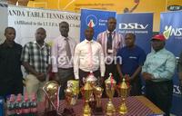 Uganda Table Tennis Open is back