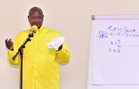 We must embrace science and technology - Museveni