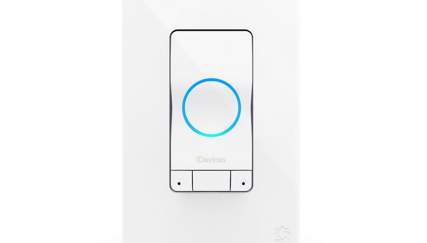 The iDevices Instinct puts Alexa inside a smart switch