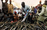 Gunmen kill 60 in northwest Nigeria attacks