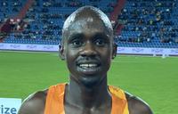 Kiplimo wins 5,000m at the Ostrava Golden Spike Championship