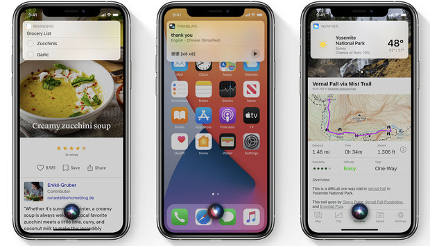 All the ways Siri is changing in iOS 14
