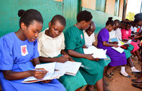 Gayaza High stretches hand for neighbouring UPE School