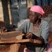 75-year-old who lays bricks for survival