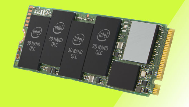 Intel SSD 660p review: Quad Level Cell (QLC/4-bit) NAND makes its debut