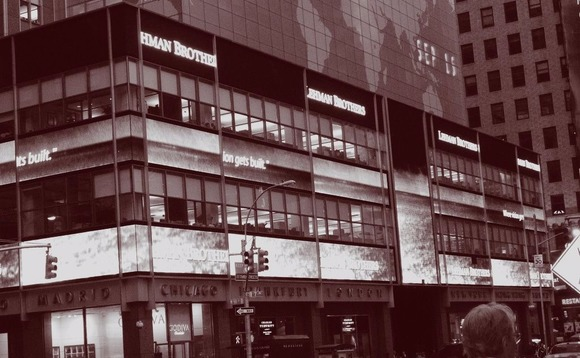 Lehman Brothers collapsed on 15 September 2008. Photo: sachab/Flickr/Creative Commons CC BY 2.0