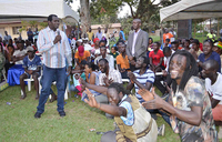 Kayanja gives ghetto youth new path