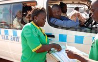 Taxi drivers embrace Museveni directive on fees