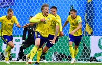 Sweden edge past Switzerland to book quarter-final spot