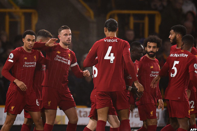 iverpool remain a force to reckon with  juggernaut nbeatable