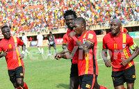 World Cup qualifier: Uganda 1 Congo 0