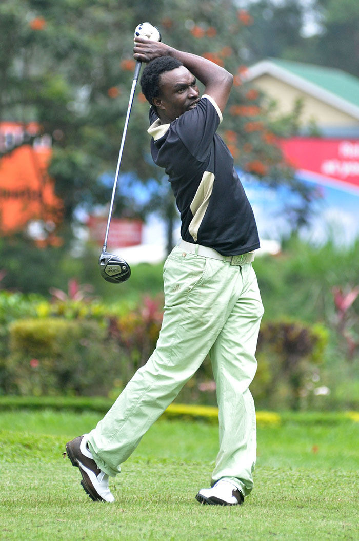 onnie ukenya hopes to lead the national team by example