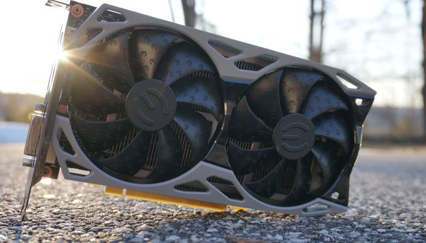 EVGA GeForce RTX 2060 KO review: Ray tracing gets affordable