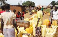Water crisis at Kiryandongo Refugee Settlement soon ending