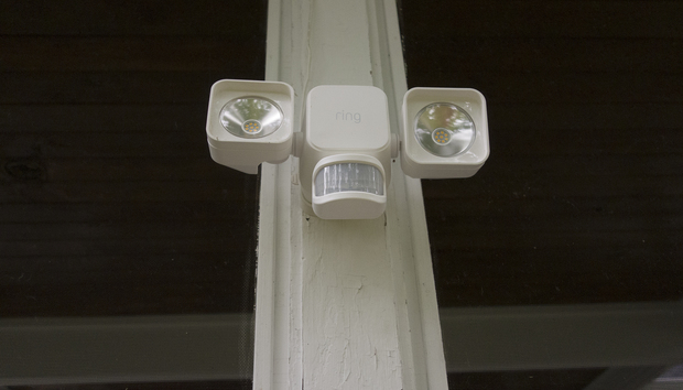 Ring Solar Floodlight review: What a difference the sun makes