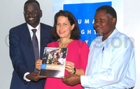 Rights body faults gov't for gagging the media